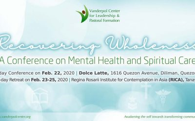 Recovering Wholeness Conference